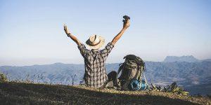 viajar sozinho é incrível - e muito viciante!