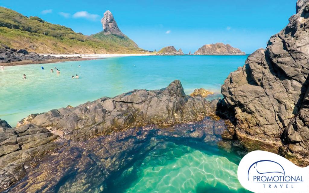 Os 7 melhores destinos de férias no Brasil