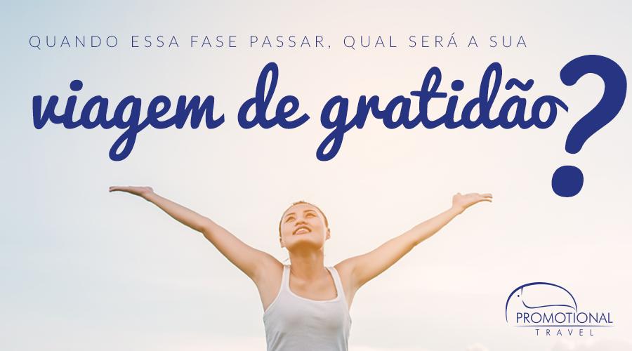 Viagem de gratidão